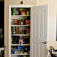 {Pinteresting Pin} Pantry Organization