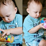 {Craft} DIY Baby Exploration Bottles