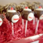 {How-To} Sock Monkey Cake Pops