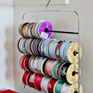 {Pinteresting Pin} Ribbon Organization