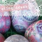 8 easter egg decorating ideas