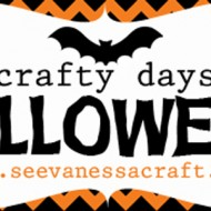 (20 crafty days of halloween) linky party