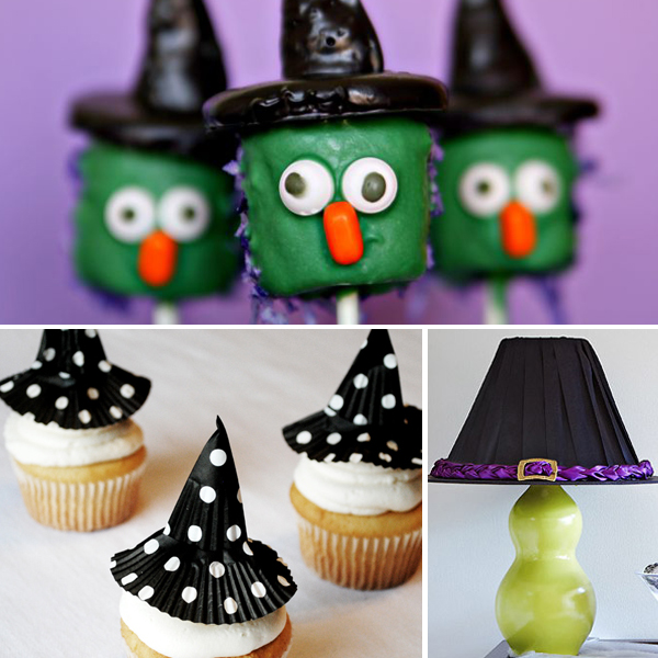 6 halloween witch crafts