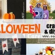 20 Halloween Crafts, Recipes & More feature