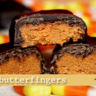candy corn butterfingers feature
