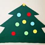 (tot school tuesday) christmas tree color matching