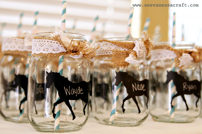 Cowgirl Party 3 web - Western Themed Wedding Gifts