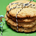 Dino Footprint Peanut Butter Cookies 1 web