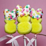 Easter Peep Pops 1