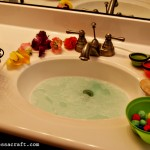 (tot school tuesday) easter water sensory play