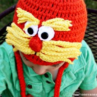 (giveaway) hooked on a hoot crocheted hat