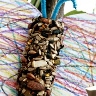 Craft: Butterfly Bird Feeder