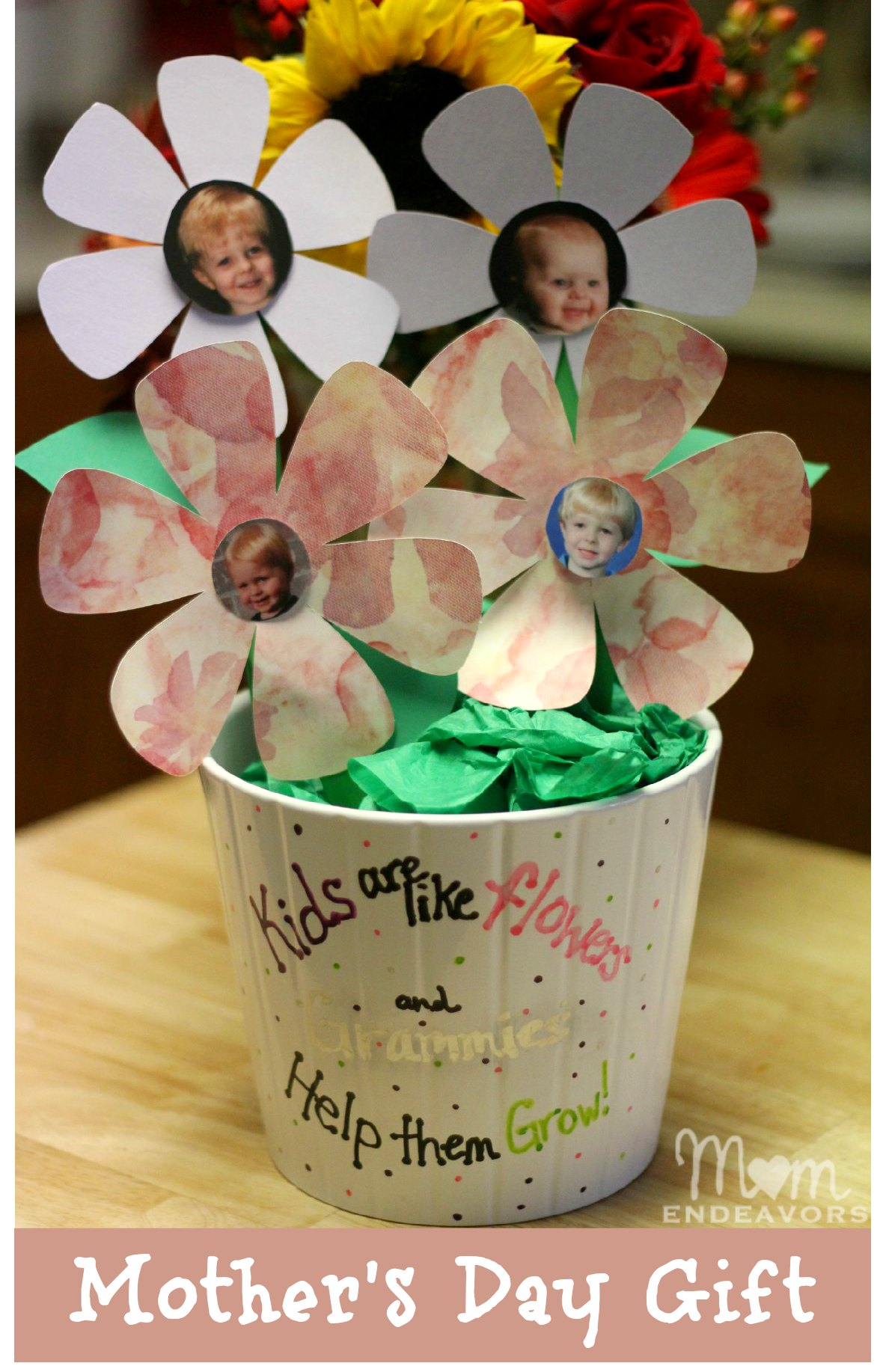 (tot school tuesday) 35 handmade mother's day gifts - See ...