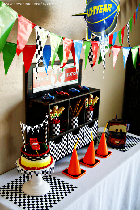 Disney Pixar Cars Dream Party Celebration