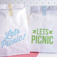 (printable) printable picnic lunch sacks