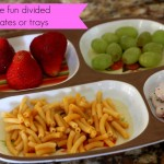 (diy tutorial) 5 ways to jazz up toddler lunches & snacks