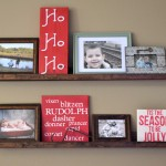 (20 crafty days of christmas) diy wooden holiday sign