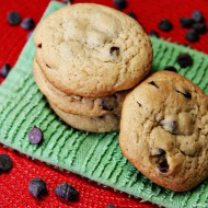 (recipe) classic chocolate chip cookies
