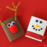 extra gum reindeer and snowman stocking stuffers #giveextragum #shop