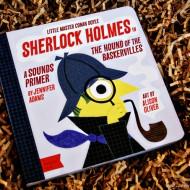(tot school) i-spy sherlock holmes detective sensory bin