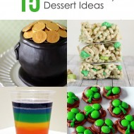 15 St Patricks Day Dessert Ideas
