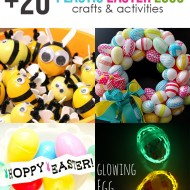 (roundup) 20+ plastic easter egg crafts and activities