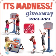 (giveaway) win a step2 basketball hoop