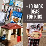 +10 raok ideas for kids with the step2 company