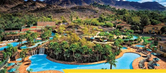 Arizona Staycation Squaw Peak Resort