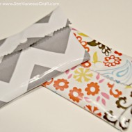 Craft: Reusable Snack Bags