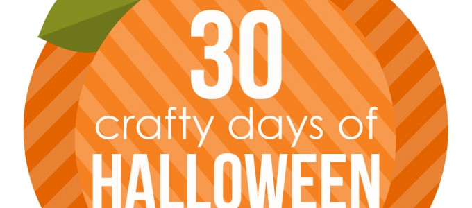30 Crafty Days of Halloween
