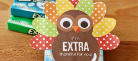 Extra Turkey Printable 3 web