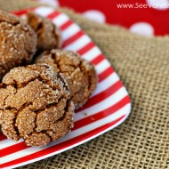 Peanut Butter Chip Cookies 2 web