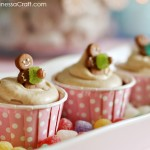 (recipe) gingerbread cupcakes