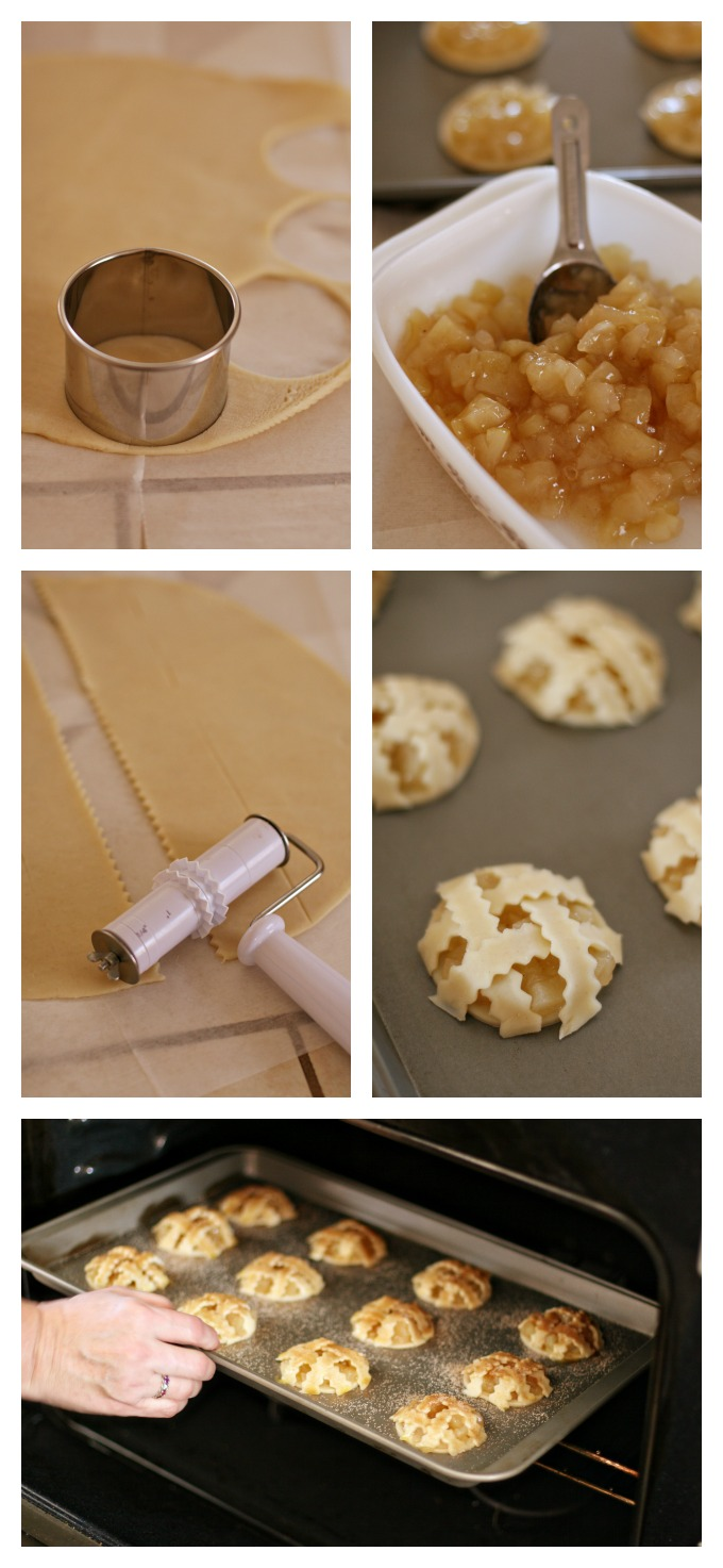 Apple Pie Cookies Tutorial