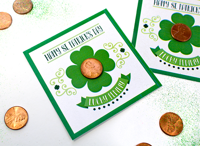 Easy St. Patrick's Day Printable