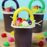 Recipe: Easter Basket Pudding Cups