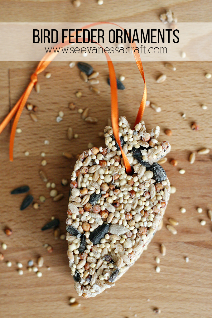 Bird Feeder Ornament 2