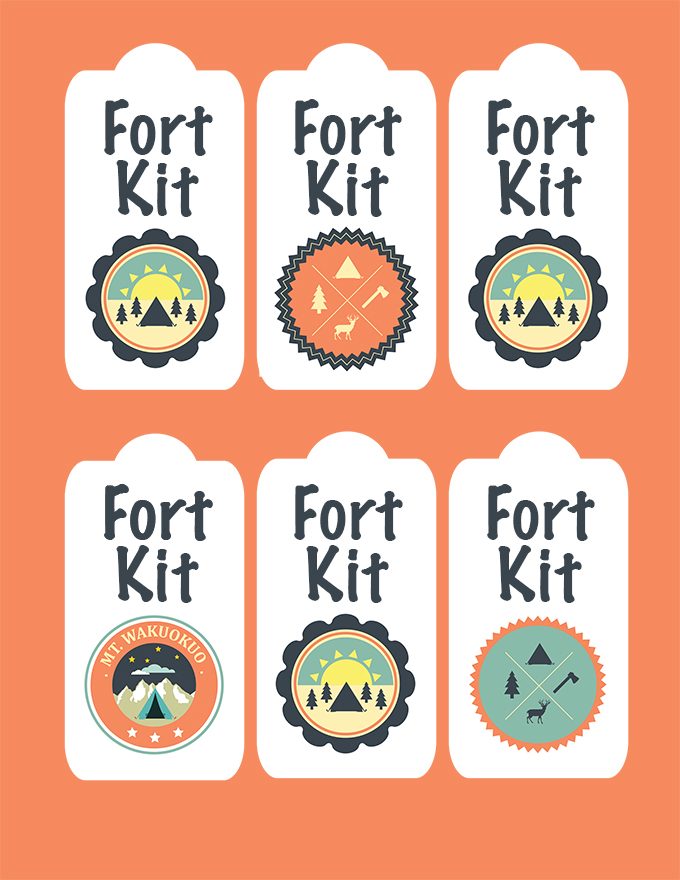 Fort Kit Tags