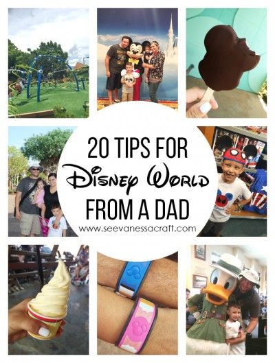 Disney World Vacation Trips from a Dad