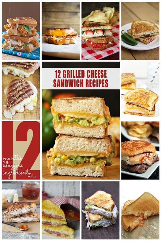 Grilled Cheese Roundup