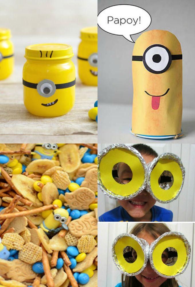 Minions Collage 6