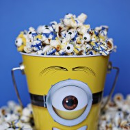 Recipe: Minions Chocolate Popcorn