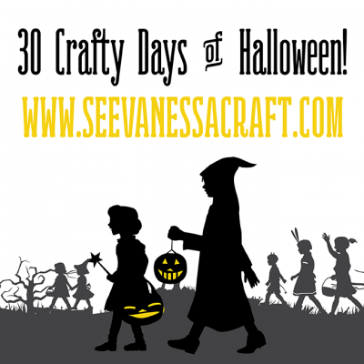 30 Crafty Days of Halloween