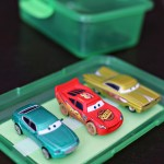 Craft: Disney Pixar Cars Busy Bag and App
