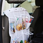 Kid Friendly: Road Trip Car Organizer for Kids