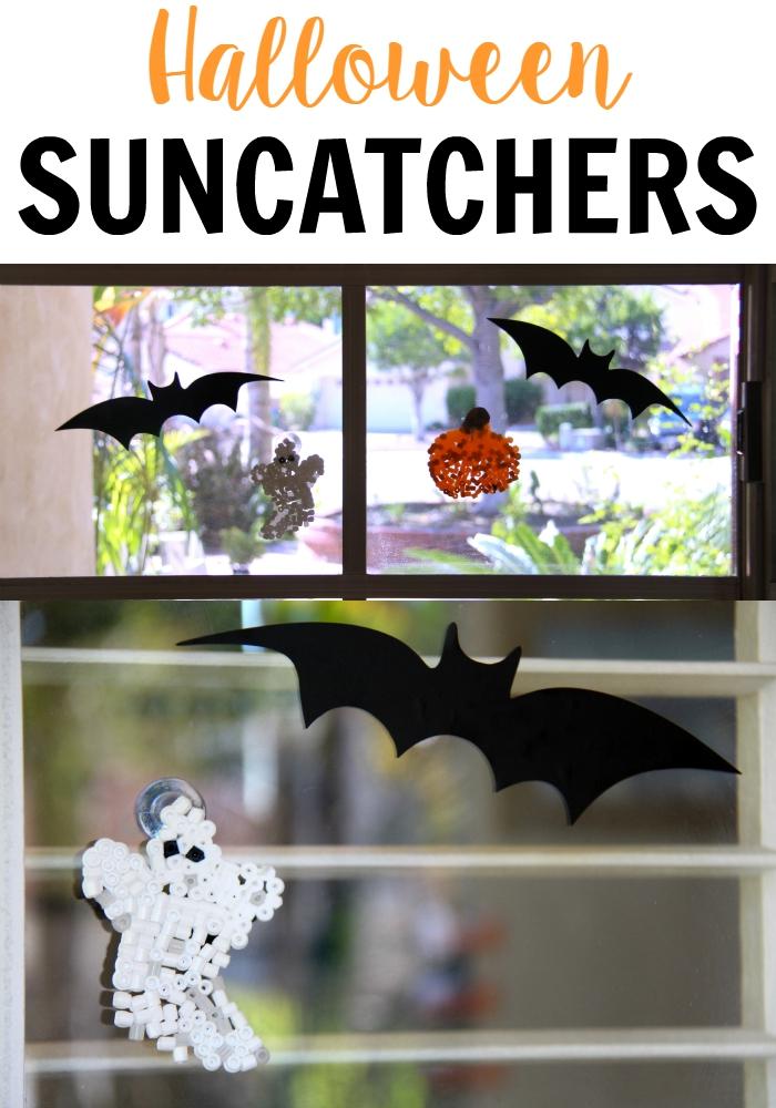 Halloween-Suncatchers