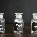 Halloween: Potion Labels Printable