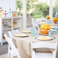 Party: Little Pumpkin Baby Shower