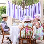 Party: Downton Abbey Tea Party for Kids